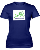 Slam! Wrestling Basic Women's Tee