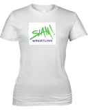 Slam! Wrestling Women Fashion Tee