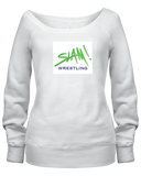 Slam! Wrestling Women's LS Tee