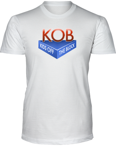 KOB Men's Basic Tee