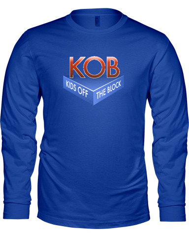 KOB Men's LS T-shirt
