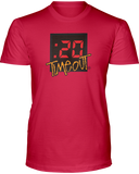 :20 Second Time Out Men's Tee