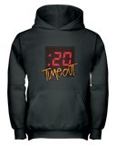 :20 Second Timeout Youth Hoodie