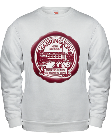 Farrington Traditional Crest Crew Neck Sweat Shirt