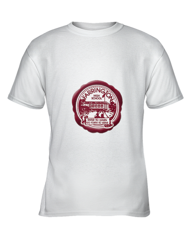 Farrington Traditional Crest Youth T-shirt