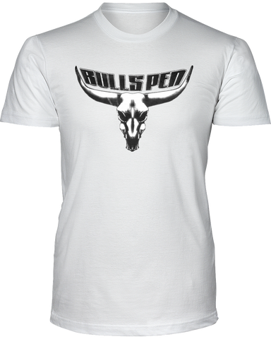 Bulls Pen Men Basic Tee