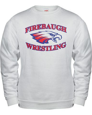 Firebaugh High Wrestling Crew Neck Sweat Shirt