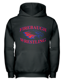 Firebaugh High Wrestling Youth Hoodie