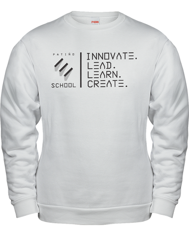 Patino School Crew Neck Sweat Shirt