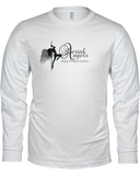 Aerial Angels Long Sleeve Crew Neck T-Shirt