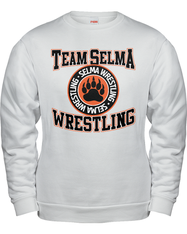 Team Selma Crew Neck Sweat Shirt