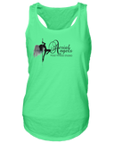 Aerial Angels Razor Back Tank T