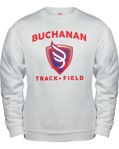 Buchanan Track & Field Crew Neck