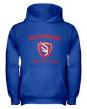 Buchanan Track & Field Youth Hoodie