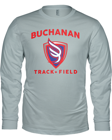 Buchanan Track & Field Women's L/S Tee