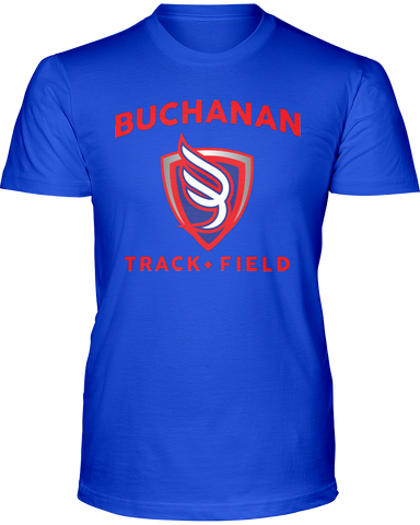 Buchanan Track & Field Basic Tee