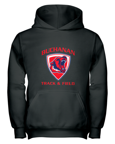 Buchanan Track & Field Classic Youth Hoodie