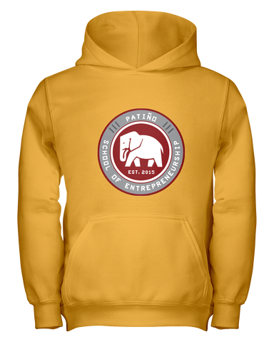 Patino School Classic Youth Hoodie
