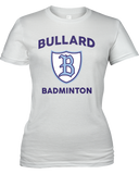 Bullard Badminton Ladies Short Sleeve T
