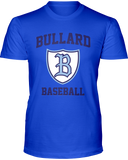 Bullard Athletics Baseball Men's Tee Shirt