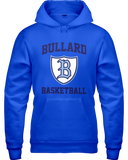 Bullard Athletics Basketball Hoodie