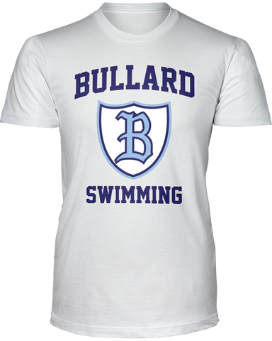 Bullard Athletics Swimming Men's T-Shirt