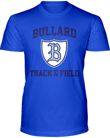 Bullard Athletics-Track & Field Men's T-shirt