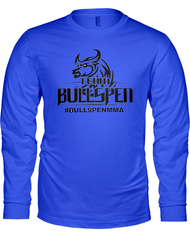 Bulls Pen Ladies L/S T-Shirt