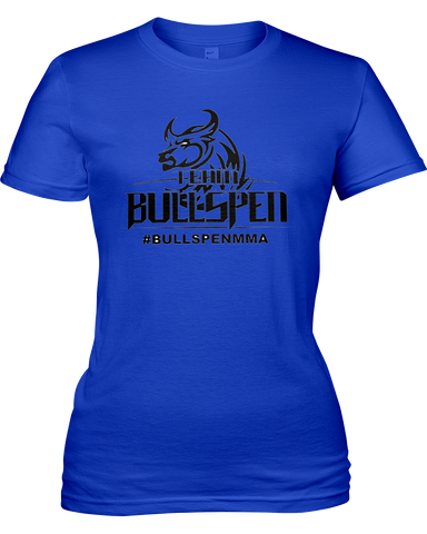 Bulls Pen Ladies Short Sleeve T-Shirt