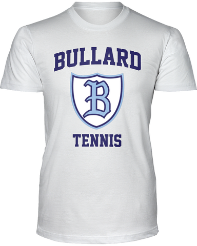 Bullard Athletics Girls Tennis Men's T-Shirt