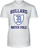 Bullard Athletics Girls Water Polo Men's T-Shirt