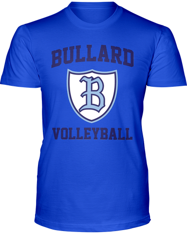 Bullard Athletics Girls Volleyball Men's T-Shirt