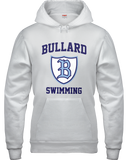 Bullard Athletic Girls Swimming Hoodie