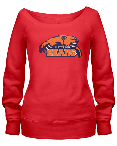 Matteson Bears Ladies L/S T-Shirt