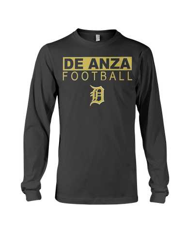 De Anza College Football L/S T-Shirt