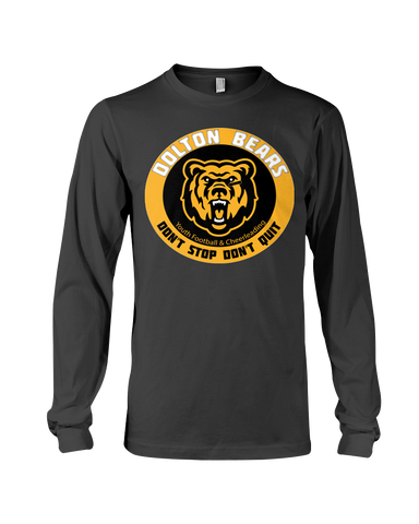 Dolton Bears Long Sleeve Shirt