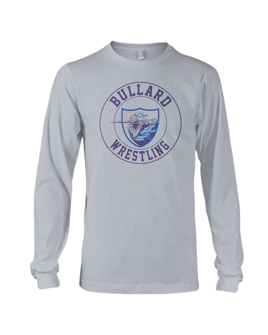 Bullard HS Wrestling 2018 Long Sleeve T-Shirt