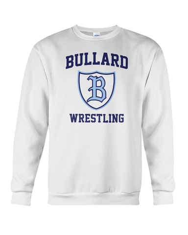 Bullard HS Wrestling Sweat Shirt 2017-2018