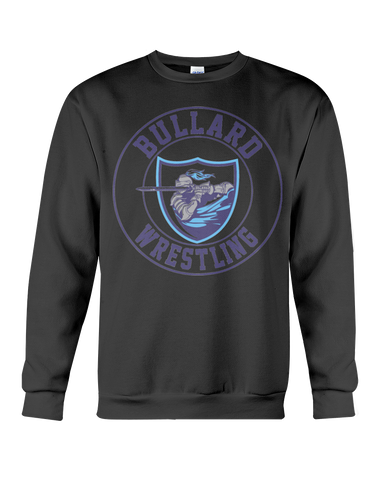 Bullard Wrestling Knight Sweat Shirt