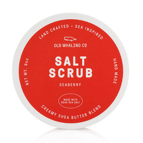 Seaberry Salt Scrub