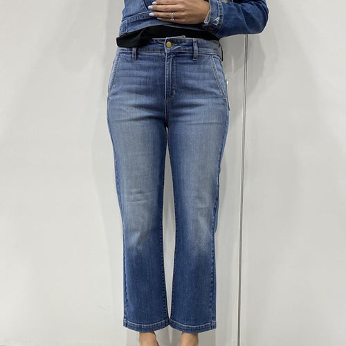 Level 99 Gillian Straight Leg Trouser Jean
