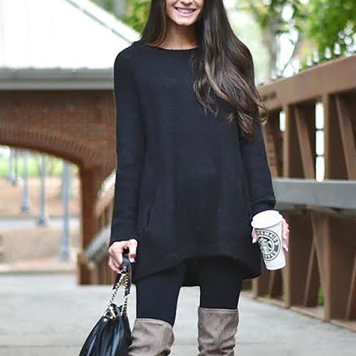 Whitney Pocket Tunic