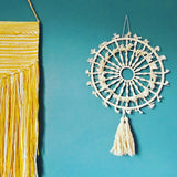 ROUND WALL HANGING