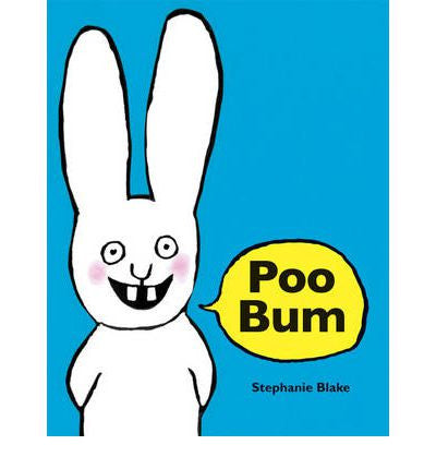 Poo Bum Book - Stephanie Blake