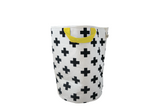 Cross Handle Storage Bag with Yellow handle by Wildfire Teepees