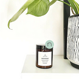nookoo EARL OF EAST soya candles, handmade in East London. Perfect gift, we love this fresh GREENHOUSE scent scent, reminds us of summers in the garden.
