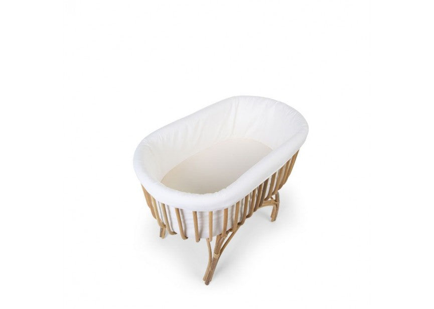 Rattan cradle cover-crib-Nookoo