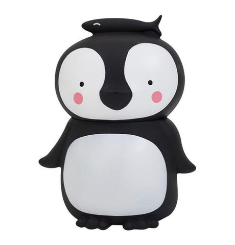 Penguin money box