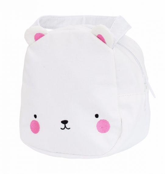 nookoo bear little bag for kids by A lovely Little company