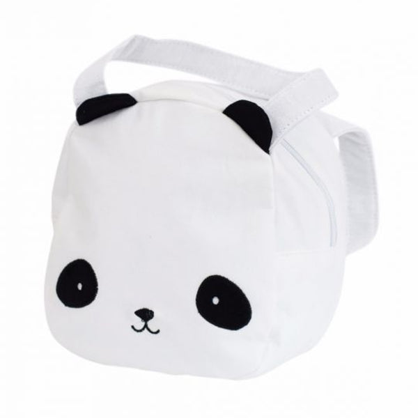 nookoo unisex panda bag by a lovely little company